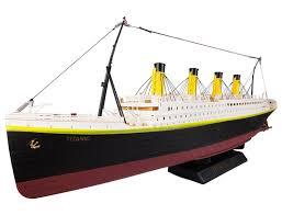 <b>Радиоуправляемый корабль</b> Титаник <b>Heng Tai</b> RTR 2.4G - 757T ...