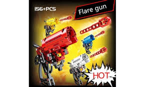 <b>2019 HOT</b> Technic Series Toy Gun <b>Building Blocks</b> Bricks Gun ...