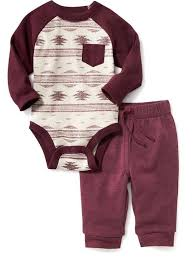 Baby Clothes Websites Extraordinary Old Navy One Piece Bodysuit And Pants Set For Baby Take Home