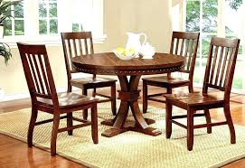 wood dining table round wood dining table minimalist dining room remarkable round wooden kitchen table dining