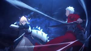 fate stay night unlimited blade works ending song fate stay night unlimited blade works part 2 review