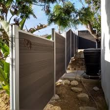 Custom Privacy Fence Designs China Customized Design Green Outdoor Garden Wpc Composite