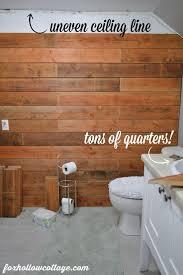diy wood wall plank walls