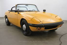 1967 Lotus Elan S2 Roadster | Beverly Hills Car Club