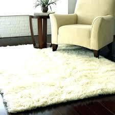 faux skin rug fur large sheepskin furry