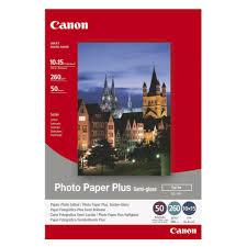 <b>Фотобумага Canon SG-201 Полуглянцевая</b> 260g m2 A6 50 листов ...