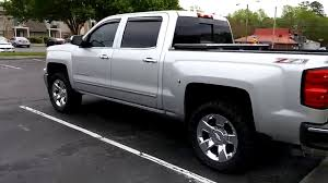 All Chevy chevy 1500 leveling kit : 2015 Silverado LTZ Z71 Level Kit, Tires and Exhaust - YouTube