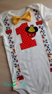 Mickey Mouse Birthday 1st Birthday Boy Party Mickey Birthday