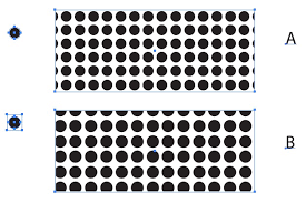 Illustrator Pattern Fill Stunning Creative Cloud How Can I Create A Circle Fill Effect Similar To A