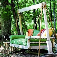 Small Picture Garden swing seat 20 ideas for a rocking design