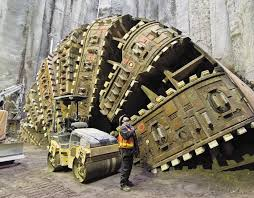 bertha is about to drill under the viaduct here are five questions  you won t believe number 5 or actually at this point you probably will