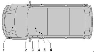 volkswagen crafter fuse box diagram  fuse diagram volkswagen crafter fuse box diagram