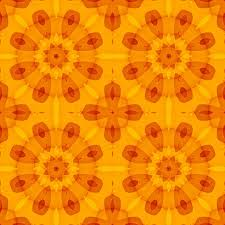 bed sheet texture seamless.  Seamless Seamless Texture With An Orange Floral Pattern Optimistic For Print On  Textiles Bed On Bed Sheet Texture T