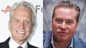 But val feels more deeply personal and fascinating than most. Val Kilmer Says He Has No Cancer Whatsoever And That Michael Douglas Is Misinformed Los Angeles Times