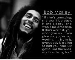 Best Bob Marley Quote