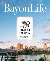 BayouLife Magazine July 2017 by BayouLife Magazine - issuu