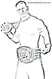 Wwe Coloring Pages Jeff Hardy Moonoon