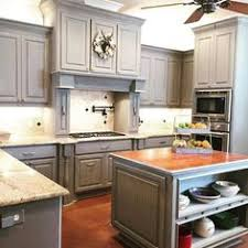 annie sloan kitchen cabinets. Delighful Cabinets Look At This Gorgeous Kitchen That Amanda Foxx Painted In Chalk Paint  Paris Grey Annie Sloan Chalk Paint CabinetsKitchen  Inside Sloan Kitchen Cabinets