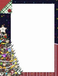Holiday Templates For Word Free Christmas Stationery Printable Free Word Download Them Or Print