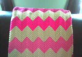 Easy Ripple Crochet Pattern Amazing Decorating