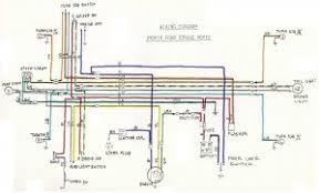 n parts myrons mopeds n wiring diagram