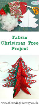 Httpsipinimgcom736xfeb6b2feb6b2b007dd49cChristmas Fabric Crafts To Make
