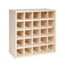 wooden cubes furniture. CUBE 52 Wine Rack System, Untreated, Module Grid Wooden Cubes Furniture T