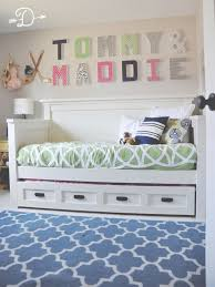 childrens day bed. Diy Daybed Ideas Daybeds And Sleep On Dennis Day Bed With Trundle Drawer In Concrete Grey Childrens
