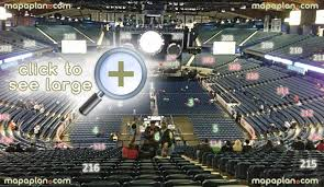 Allstate Arena Rosemont Il Seating Chart Allstate Arena Seat Row Numbers Detailed Seating Chart