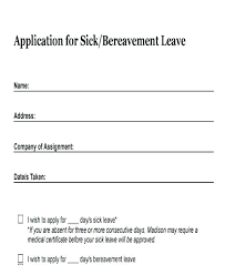Letter Format For Leave Request Best Of 5 Annual Leave Letter Format