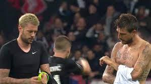 Marco Russ und Francesco Acerbi – ein besonderes Aufeinandertreffen bei  Eintracht Frankfurt gegen Lazio Rom