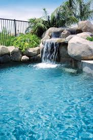 Nothing better than a rock waterfall.