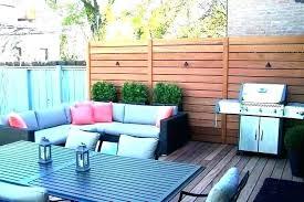 apartment patio privacy ideas. Perfect Privacy Apartment Patio Privacy Ideas Screen For Patios  Outdoor Deck   Throughout Apartment Patio Privacy Ideas O