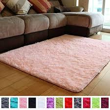 pagisofe soft girls room rug baby nursery decor kids room carpet 4 x 5 3