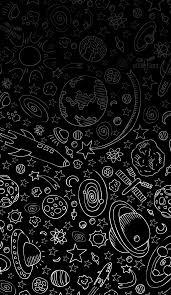 dark cute pattern wallpaper. Unique Dark Phone Backgrounds Iphone Wallpapers Wallpaper Desktop Cute  App Background In Dark Pattern L