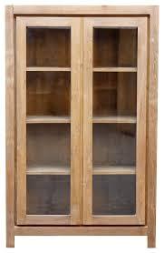 recycled teak wood solo cupboard 2
