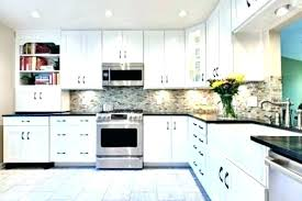 kitchens with white cabinets and backsplashes. Off White Kitchen Cabinets Backsplash Ideas For Medium Size Kitchens With And Backsplashes R