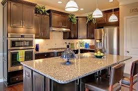 Kitchen Island Design Bar Height Or Counter Height Flooring Ideas
