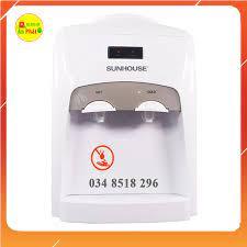 Cây nước nóng lạnh SunHouse SHD9601 Hàng chính hãng Bảo hành 12 Tháng Cây  nước nóng lạnh mini để bàn giá rẻ 920.000₫