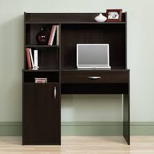 hutch desks youll love wayfair nice compact computer desk with hutch