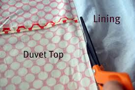 make your own duvet cover it s really not that hard