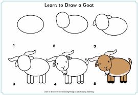 Learn To Draw Farm Animals