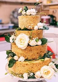 Absolutely Unique Wedding Cakewith Indomie