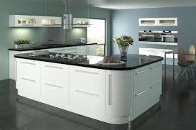 High Gloss White Kitchen Bespoke Fitted Kitchens A Dream Kitchen To Suit Everybodys