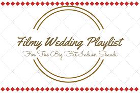 Wedding Song Playlist Bollywood Wedding Songs Hindi Music Updates Bookmyshow