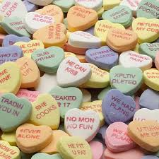 valentines day hearts candy valentine s day the day synonymous with expensive dinners of 42 ounce