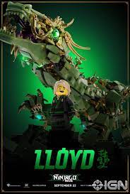 New LEGO NINJAGO Movie promotional material | Brickset: LEGO set guide and  database