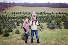 Chuck Hafneru0027s Christmas Tree Farm  The Mangovski Family Christmas Tree Farm Family Photos