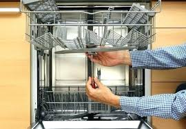 securing a dishwasher how to install installing under granite counter secure countertop