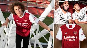Arsenal womens 2020/21 ss home shirt. Arsenal S 2020 21 Kit New Home And Away Jersey Styles And Release Dates Goal Com